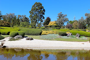 Japanese Gardens in Cowra
