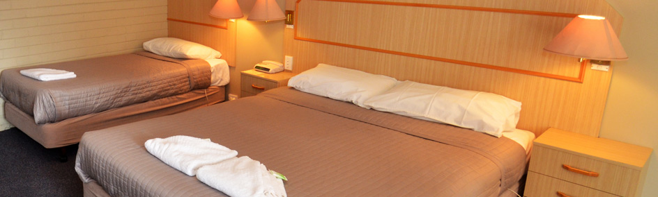 Parkview Motor Inn has a variety of room types to suit all your requirements and budget