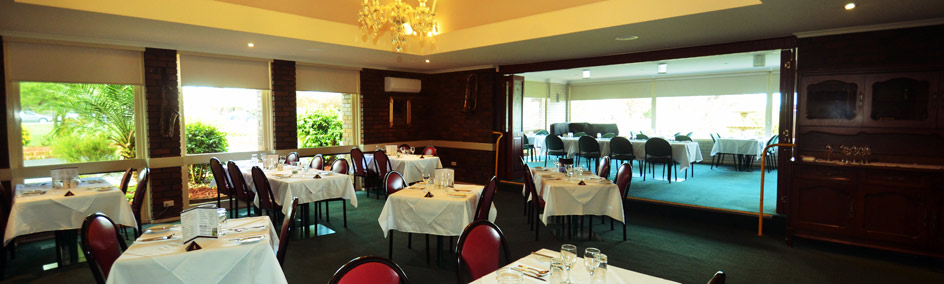 Our Satellite Restaurant offers a la Carte dining in the evenings with a stunning Australian Cuisine